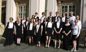 WadhamChoirof OxfordUniversity